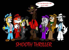 Smooth Thriller - Celebrating a Year on dA by CKToonStudios