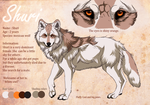 Shuri ref by TheMysticWolf