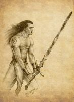 Conan 1 by Deligaris