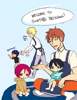 Welcome to Iwatobi Preschool! by HaruLulu