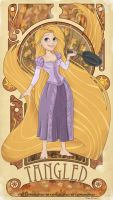 Tangled by tskrening