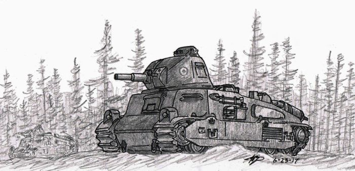 Ardennes Defense by TimSlorsky