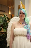 Princess Celestia by Hello-Kt-Cosplay