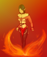 fire element by thundraforest