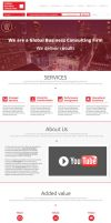 Free PSD template - Home page by duduOmag