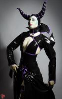 Maleficent 1.1 by TW1STEDP1X