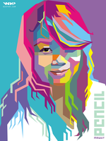 Pencil Mawut WPAP by ndop