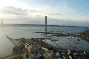 Forth Road Bridge by DenkMit