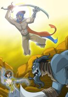 prince of persia by mrlavo