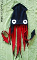 The Hat of Squid by Hobbitato