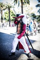One Piece: Dracule Mihawk (Hawk Eyes) by RaikouCos