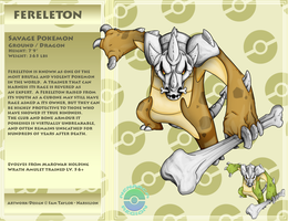 PKMN - Fereleton by Narsilion