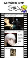 Fatal Frame Screenshot meme by yurizemira