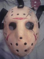 Custom Jason Mask by daunted