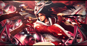 Akali by StraightEdgeFan783