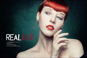 True Blood Hommage by ModelMissDragonfly