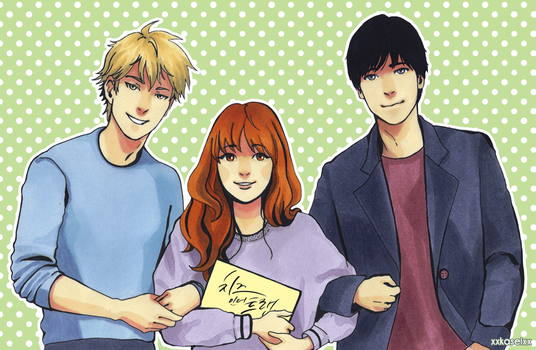 Cheese in the Trap by xXKaseiXx