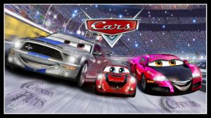 Cars Family 2 by Grincha