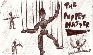 The Puppet Master by ChaoticChild555