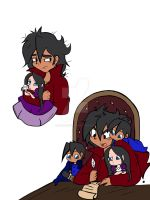 DG.:Daddy Hyde:. by bleuberry109