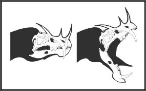 Dragon Skull Revamped by dracontes