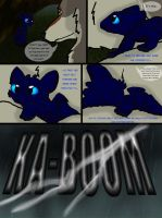 Beautiful Shades Of A Night Fury: Part One-Pg 27 by PandaFilms