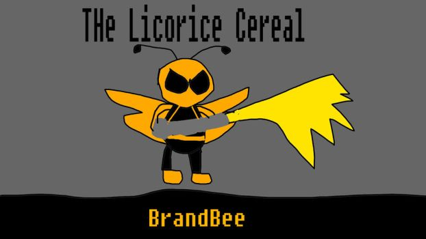 Licorice Cereal - Brandbee by MrDilly2011