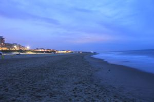 Noordwijk by night by jochniew