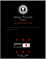 Death Note Theme 01 by PerfectlyDamned