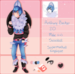 MC App - Anthony by chesdere