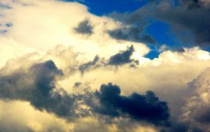 Clouds and clouds by Rollone