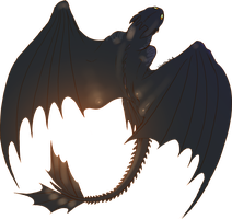 Toothless sketch by Spearmark