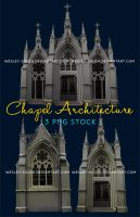 Chapel Architecture -  Stock pack by Wesley-Souza
