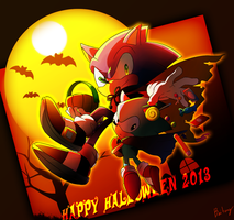 Happy Halloween 2013 !! by Baitong9194