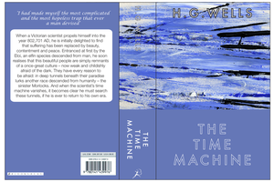 Book Cover - The Time Machine by deebeeArt