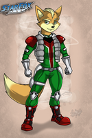 Fox McCloud +Assault by RatchetJak