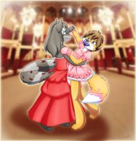 Padded Waltz by The-Padded-Room