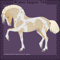 Nordanner Winter Import 744 by DemiWolfe