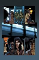 The Warriors Issue 1 page 3 by kieranoats
