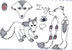 Ivy Character Sheet by Moonlight-The-Wolf