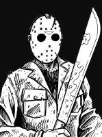 NEW JASON VOORHEES by phymns