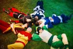 Avatar: The Last Airbender by Ellyana-cosplay