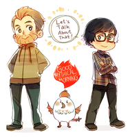 Good Mythical Morning by ROSEL-D