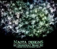 1st Grunstract Set by NaotaAesop