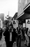 Death Penalty Protest, Mumia by NeighborJohn