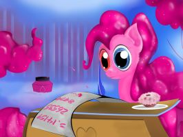 Pinkie Pie  Inception by alienkilla