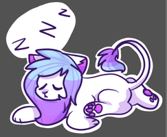 *let the lion sleep* by cookiiecats