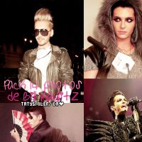 Pack Fotos Bill Kaulitz by TatySmiler
