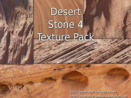 Desert Stone Texture Pk 4 of 4 by DustwaveStock