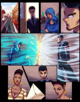 Page 27 14A (Issue #1 Preview) by SIKComicz